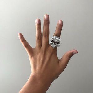 Jewelry - Statement Skull Ring